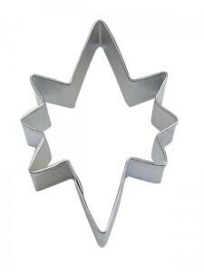 Bethlehem Star Cookie Cutter 3.5