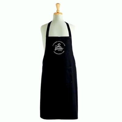 The Pan Handle™ Black Chefs Apron