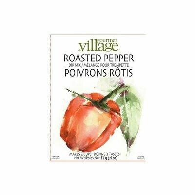 Gourmet Du Village Roasted Pepper Dip Mix