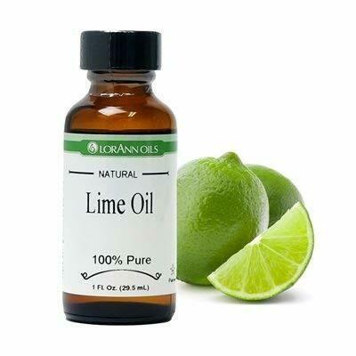 LorAnn Oils® Natural 100% Pure Lime Oil