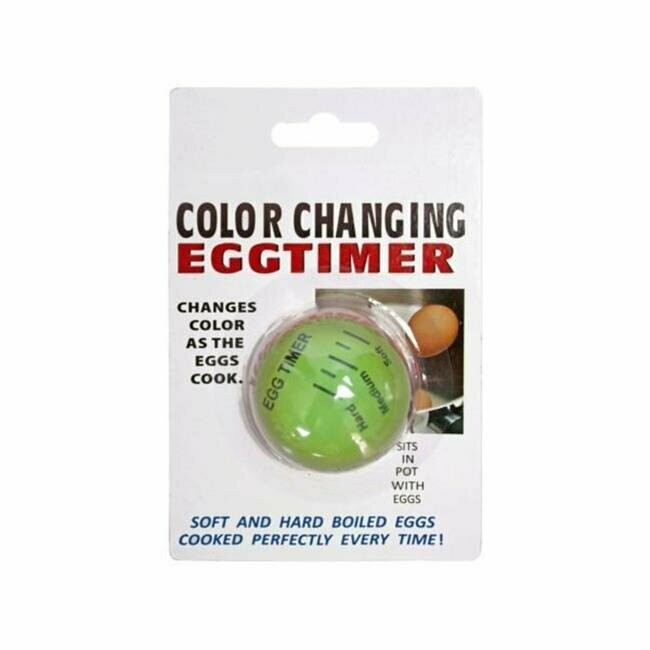 Egg-Per'fect™ Color Changing Egg Timer