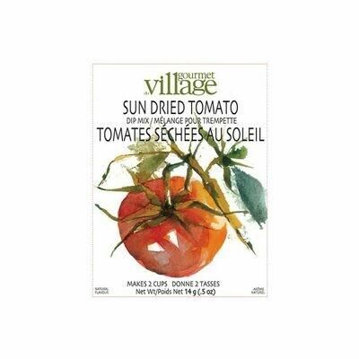 Gourmet Du Village Sun Dried Tomato Dip Mix