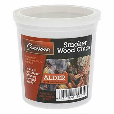 Cameron's Alder Smoker Chips - 1 Pint