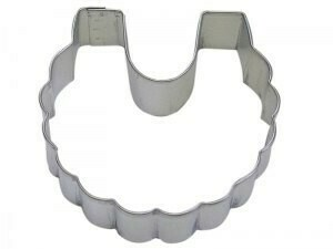Baby Bib Cookie Cutter 3