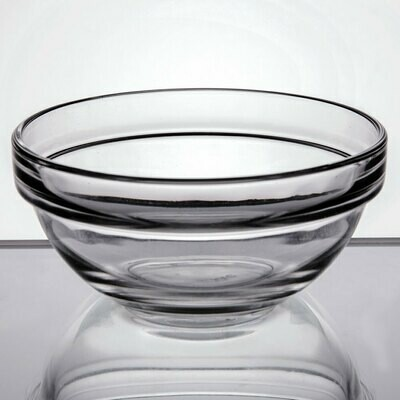 7.5 oz. Glass Ingredient Bowl