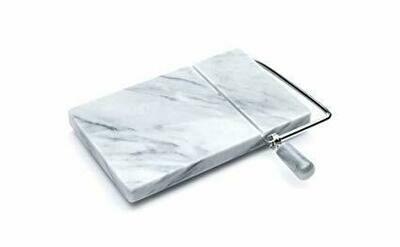 Fox Run® White Marble Cheese Slicer