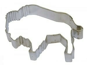 Buffalo / Bison Cookie Cutter 4