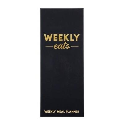 Creative Brands™ Weekly Eats Meal Planner Pad