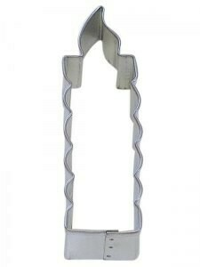 Candle Cookie Cutter 4