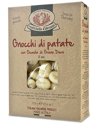 Manicaretti - Gnocchi de Patate Pasta