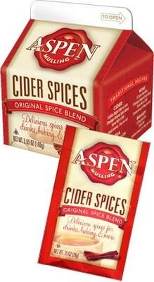 Aspen Mulling® Cider Spices Single Serve Packet