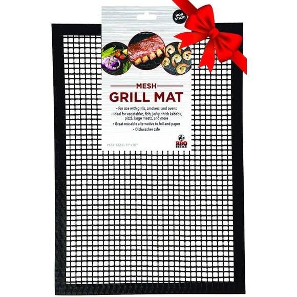 The BBQ Butler® Mesh Grilling Mat