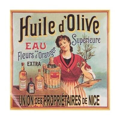 Huile d' Olive Lavender Sachet