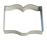 Book Cookie Cutter 3.5""