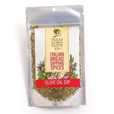 TX Hill Country Olive Oil Co.® Italian Bread Dipping Spices