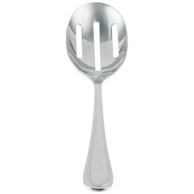 """Regency Stainless Steel Slotted Spoon 8 3/4"""""""