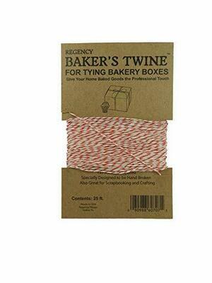 Regency Baker's Twine - Red