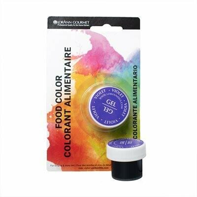 LorAnn Oils® Violet Gel Food Coloring