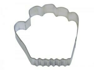 Baseball Glove Cookie Cutter 3.75