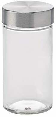 Kamenstein 3oz. Spice Jar with Stainless Steel Lid