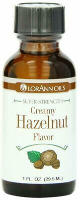 LorAnn Oils® Super-Strength Creamy Hazelnut Flavoring