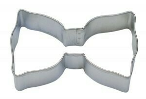 Bow Tie Cookie Cutter 3.5