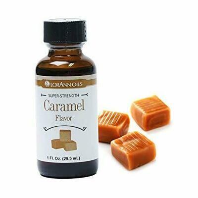 Lorann Oils® Super-Strength Caramel Flavoring