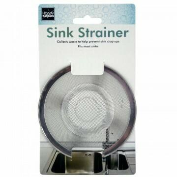 Mesh Metal Sink Strainer