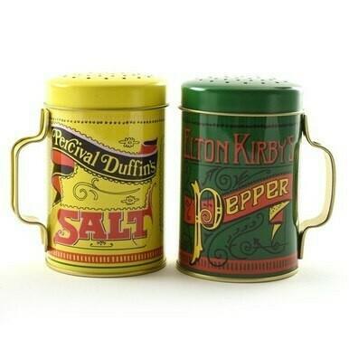 Norpro® Nostalgic Salt & Pepper Shaker Set