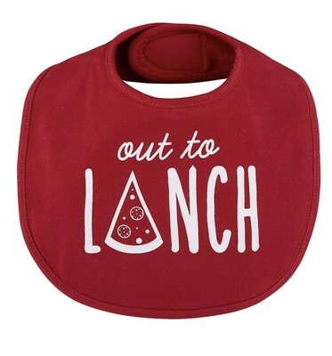 """Creative Brands™ """"Out To Lunch"""" Bib"""