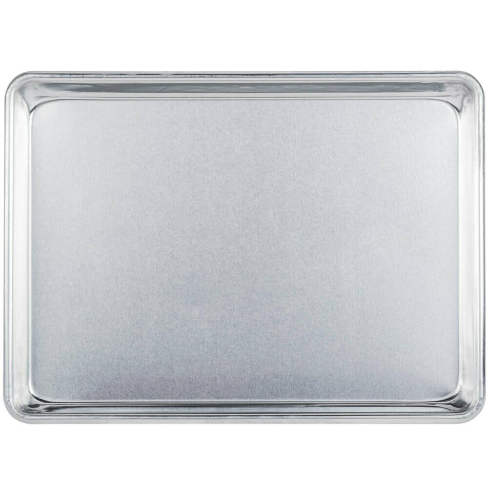 Quarter-Size Heavy-Gauge Aluminum Sheet Pan