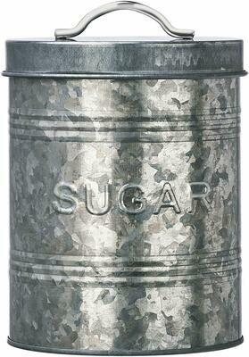 Amici Home® Galvanized Sugar Container