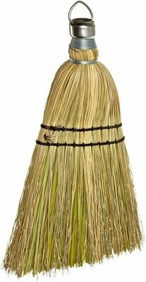 Rubbermaid® 2-Stitch Corn Whisk Broom with Hanging Loop