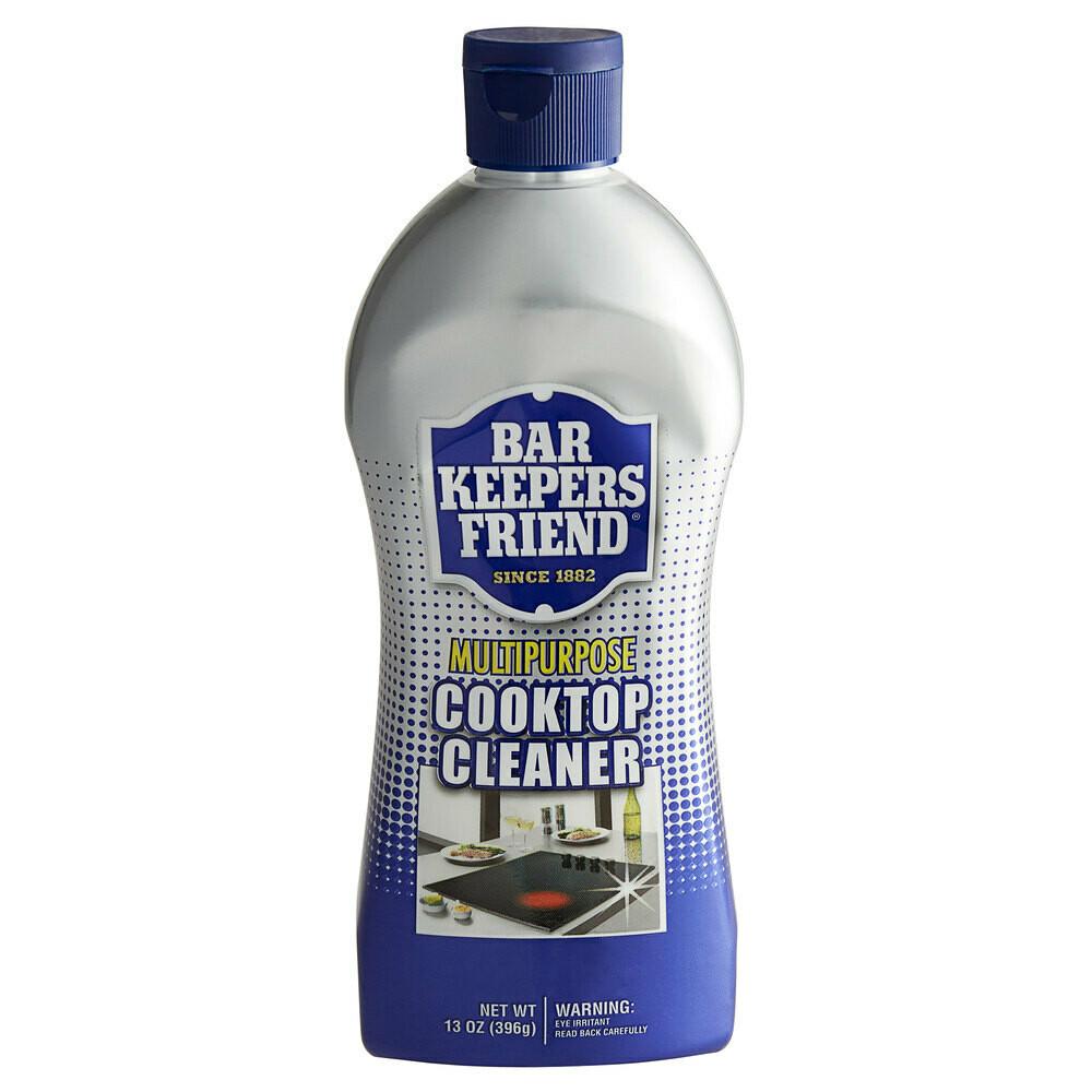 Bar Keepers Friend 13 oz. Liquid Cooktop Cleaner