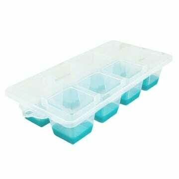 """2"""" Silicone Ice Cube Tray"""