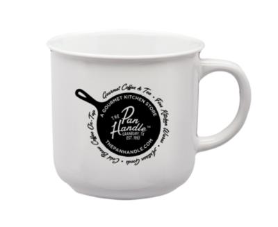 The Pan Handle™ 15 oz. Ceramic Mug