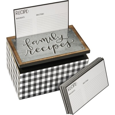 Family Recipes - Recipe Box