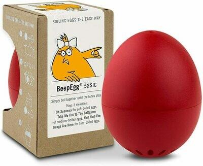 BeepEgg® Red Basic Singing & Floating Egg Timer