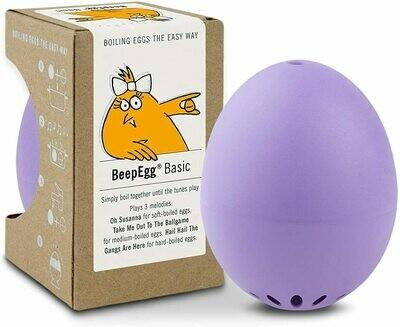 BeepEgg® Purple Basic Singing & Floating Egg Timer