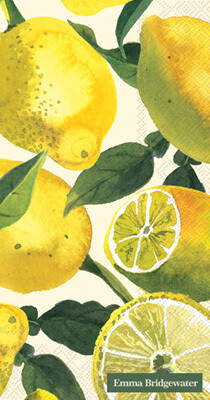 Boston International® Lemons Guest Towels