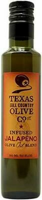 TX Hill Country Olive Oil Co.® Jalapeño-Infused Olive Oil