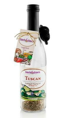 Italian with a Bite™ Tuscan Cooking & Dipping Oil Infusion Kit