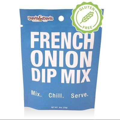 Davis & Davis Gourmet® French Onion Dip Mix