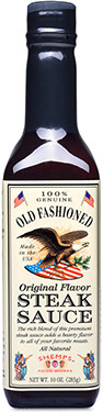 Shemp's™ Old Fashioned® Steak Sauce