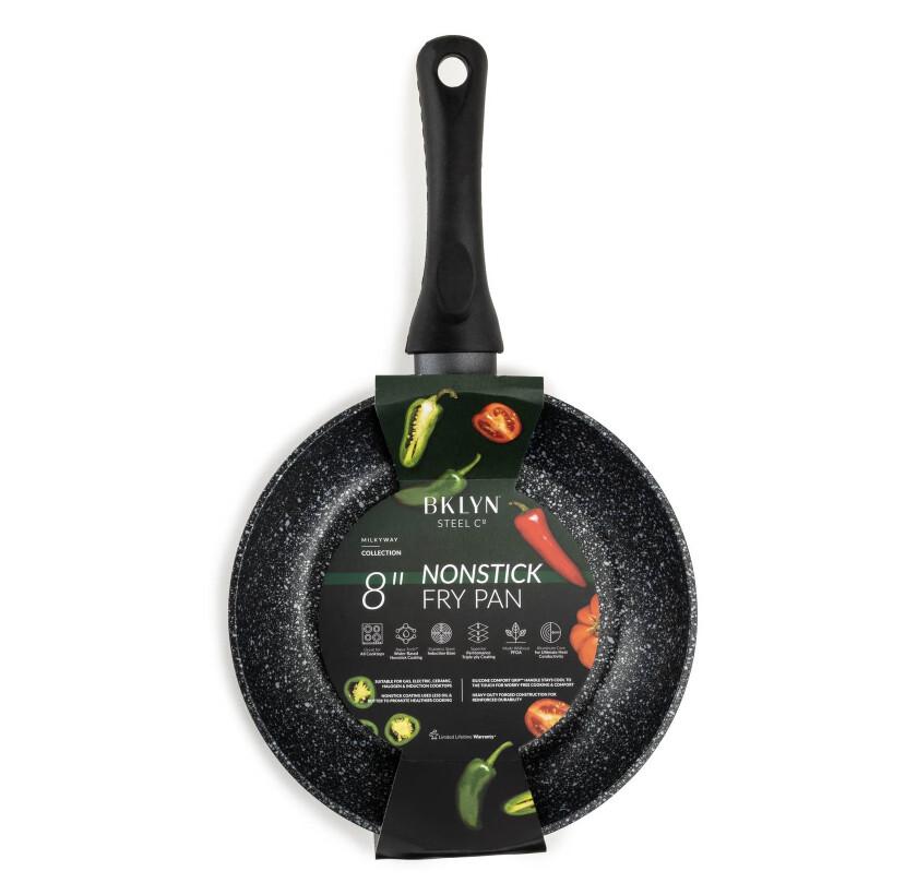 "Core® Brooklyn Steel Co. 8"" Non-Stick Fry Pan"