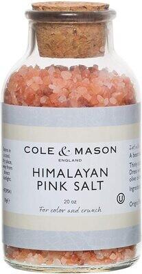 Cole & Mason® Himalayan Pink Salt