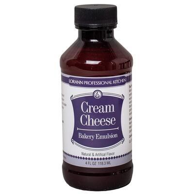Lorann Oils® Cream Cheese Bakery Emulsion