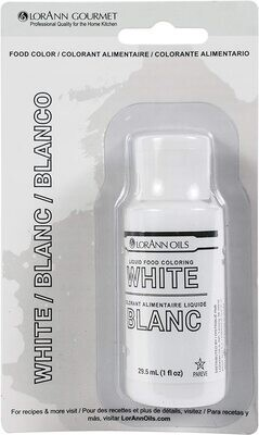 Lorann Oils® White Liquid Food Coloring
