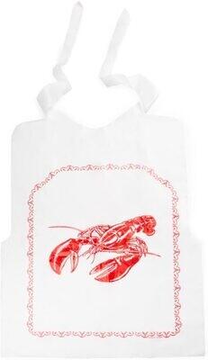 Fox Run® Nantucket Seafood Disposable Lobster Bib Set of 6
