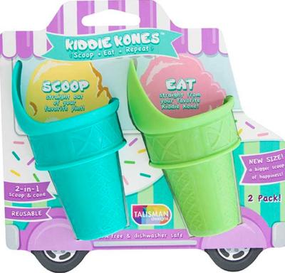 Talisman Designs® Kiddie Kones™ Ice Cream Scoops Set